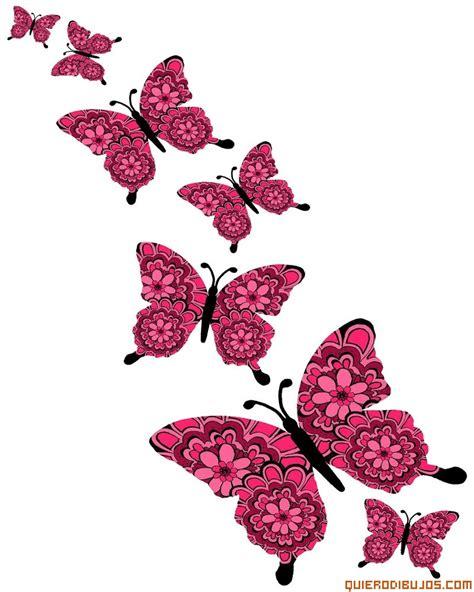 Imagenes De Mariposas Color Rosa | mariposas en color rosa