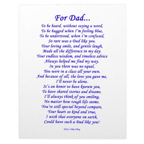 Butterfly Chair Frame For Dad Memorial Poem Display Plaque Zazzle