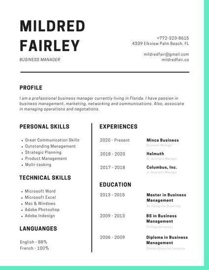 Resume Format Exles by Correct Resume Format 2018 28 Images How To Write A