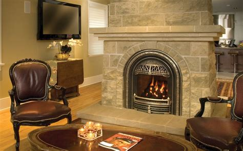 fireplace insert on custom fireplace quality