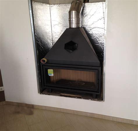 cheminee moderne design a bois cheminee insert moderne