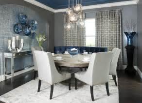 blue dining room ideas esszimmer modern einrichten m 246 bel farben deko w 228 hlen