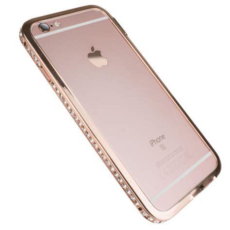 olixar bling iphone 6s 6 metal bumper gold mobile ireland