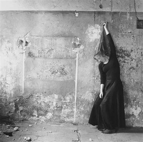 francesca woodman: now you see her, but most of the time