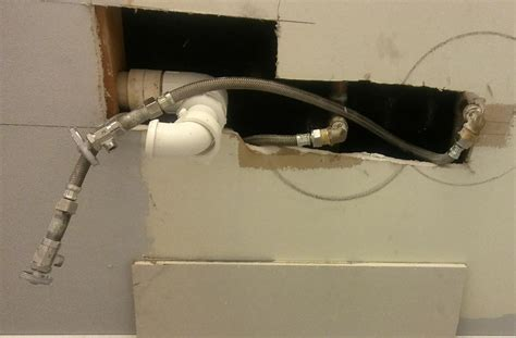 Plumbing In A Bathroom Sink by Installing New Bathroom Sink Plumbing Diy Home