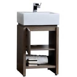 small modern bathroom vanity set light grey oak free