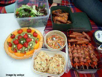 picnic menu ideas