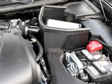 auto air conditioning repair 2008 nissan maxima interior lighting r2c cold air intake on 2009 nissan maxima youtube