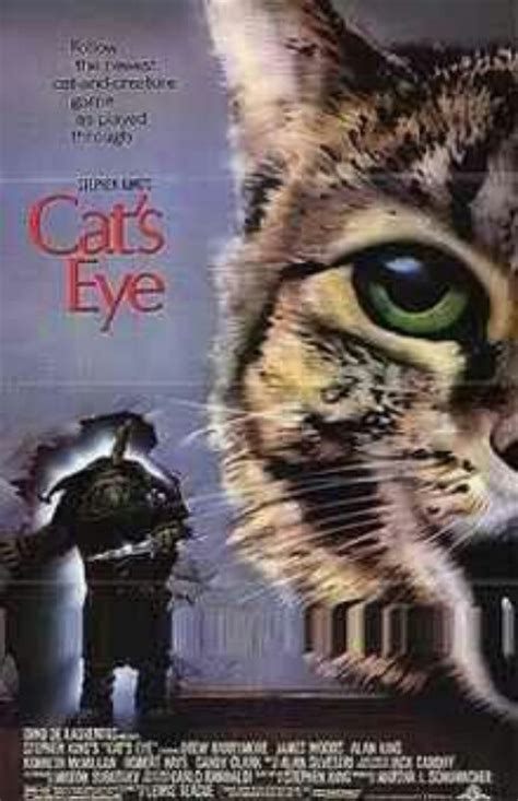 Cats Eye 1985 Cats Eye 1985 I Love Movies From The 80 S Pinterest