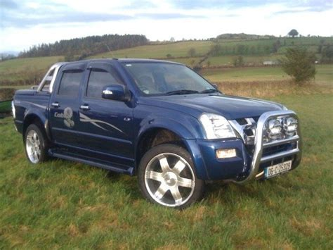 isuzu dmax 2006 isuzu dmax cobra 2006 swap for swap in mullingar