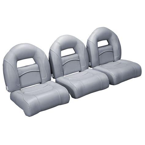 nitro bass boats seats bass boat seats set of 3 nitro boat seats