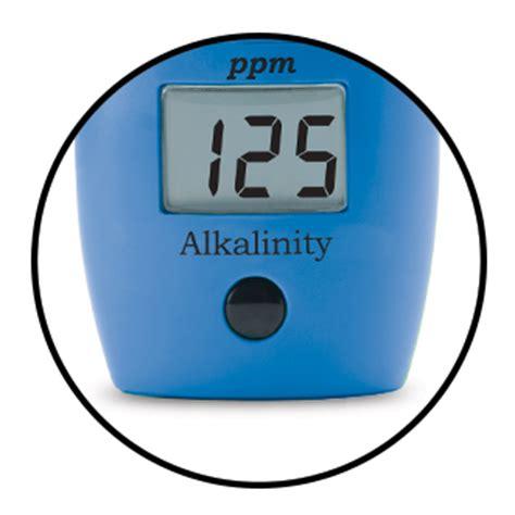 Hi 755 Marine Alkalinity Checker Colorimeter Instruments hi755 marine alkalinity checker hc instruments