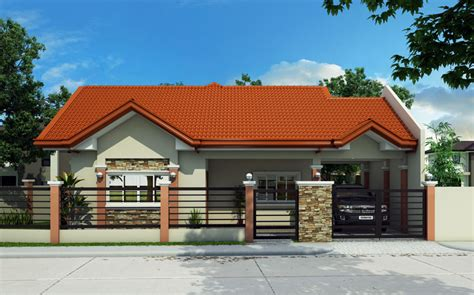 small bungalow small bungalow house with free floor plan and interior