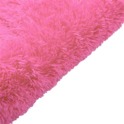fluffy area rugs large size fluffy rugs anti skid shaggy area rug dining room carpet floor mat xd ebay