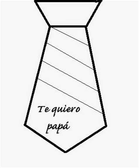 corbata colores dibujalia dibujos para colorear eventos manualidades diy regalos para el d 237 a del padre corbata