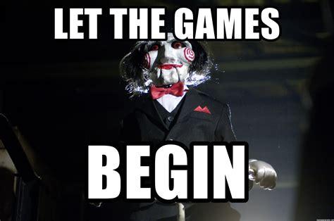 Let The Begin by Let The Begin Jigsaw Meme Generator