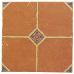 Kitchen Floor Tiles Home Depot U S Ceramic Tile Terra Cotta 16 In X 16 In Ceramic