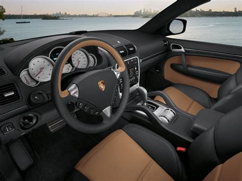 Cayenne Interior by Porsche Cayenne Interior Pictures
