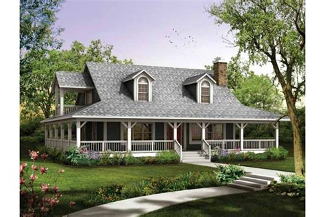 Small Country House Plans With Wrap Around Porches by Small House With Porch Archives Best House Design