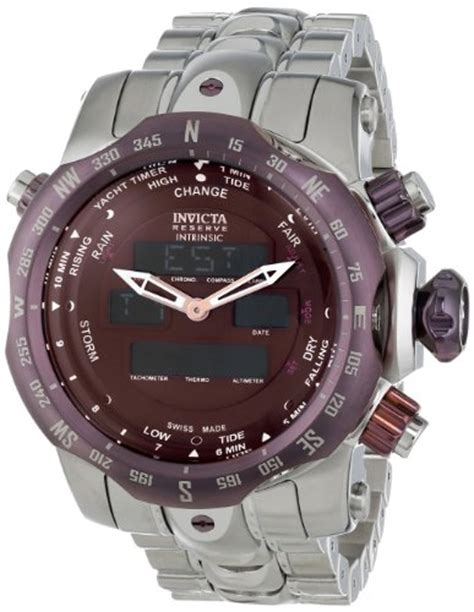invicta s 12589 venom analog digital display swiss