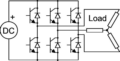 3 phase inverter circuit diagram free 3 phase inverter all about circuits