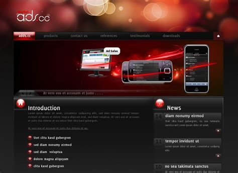 chicago web design blog web design layouts a or f to z 30 inspiring web design layouts from deviantart