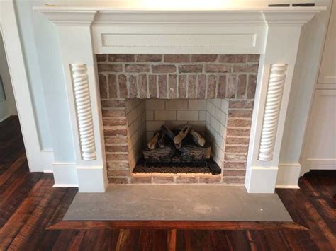Hardwood Flooring Around Fireplace   Boone Flooring