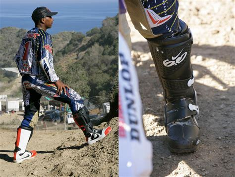 nike motocross boots for bubba stewart unveils nike mx boots product features