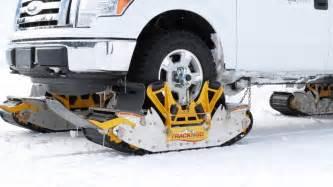 Wheels Truck Tracks Track N Go Wheel Driven Track System