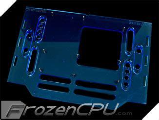 primochill wet bench primochill wet bench motherboard tray set uv blue tbwt