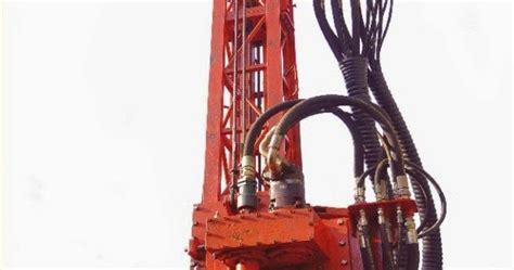 Mesin Bor Tanah Heavy Duty Bor 2 Meter mesin bor jacro 500 mp450s drilling rig dka drilling rig