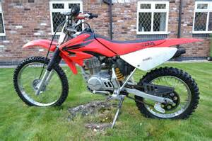 Honda 100 Dirt Bike Honda Crf100 Moto Cross Dirt Bike