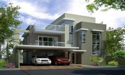 home design story login 3 story modern house plans philippines