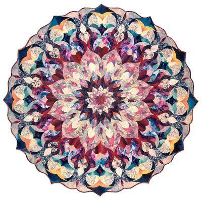 kaleidoscope pattern tattoo 158 best kaleidoscope quilts images on pinterest