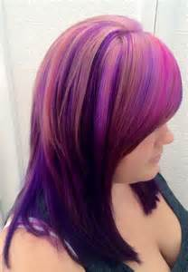 pravana violet hair color how to magenta pink hair color using pravana