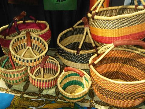 Handmade Baskets From Africa - baskets maendeleo imports