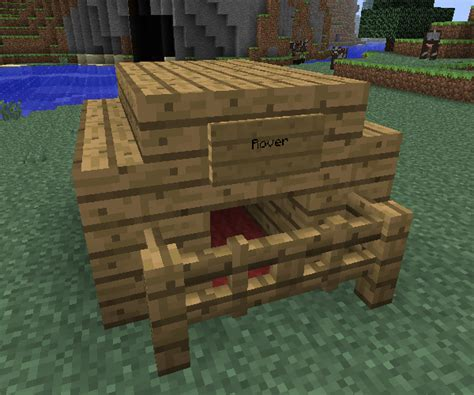 how to make a dog house in minecraft dog house minecraft furniture