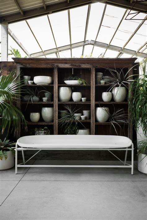 heated outdoor bench a heated outdoor bench by galanter jones design milk