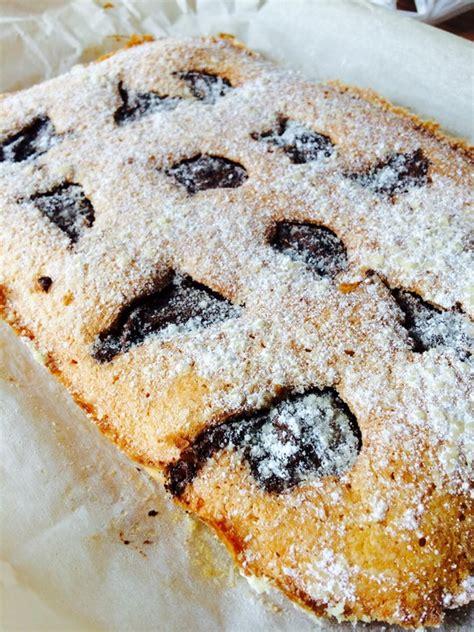 kuchen backen ohne backpulver raffinierter kuchen ohne backpulver rezept mit bild