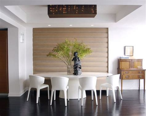 Modern Dining Banquette by Modern Aesthetic With Vintage Touches Www Ajc