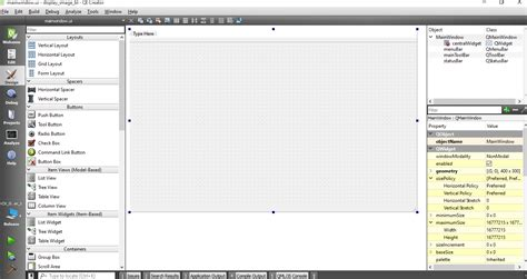 qt designer resize widget in layout display image in qt creator widget application using
