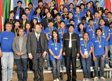 olimpiadas cientificas evo morales 2016 la raz 243 n el diario nacional de bolivia fundado en 1990