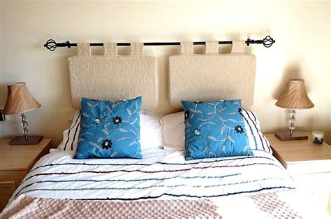 rent to own headboard curtain headboard ideas interior design ideas to decorating a rental property bedrooms