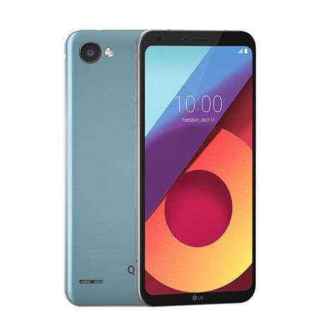 jual lg q6 smartphone platinum free anti gores h