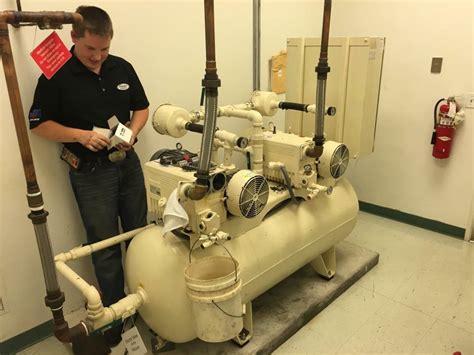 vacuum pump  air compressor service certified medical sales