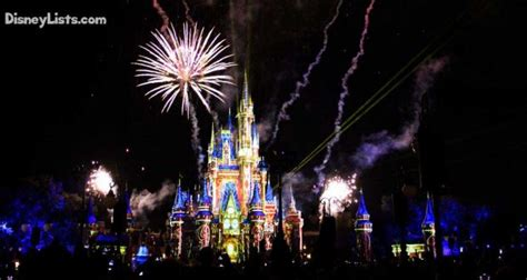 10 of fireworks shows at disney s theme parks 10 best places in the parks to walt disney world