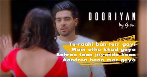 song lyrics punjabi door lyrics 2017 door by whatsapp lyrics 2017 quot quot sc
