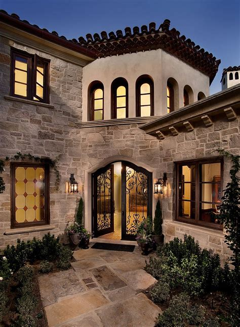 home entrance mediterranean entry ideas an air of timeless majesty