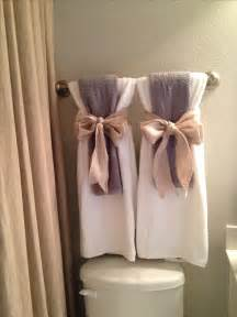 bathroom decorative towels best 25 bathroom towel display ideas on