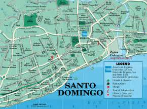 santo map santo domingo the new world s oldest city wanderlust